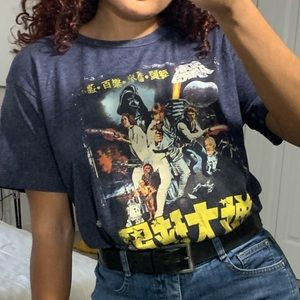 Star wars Unisex 80s T-shirt